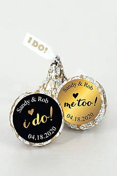 Pers Shimmering Love I DO Kisses Set of 200