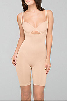 Body Wrap Long Leg Under Bust Bodysuit 44305