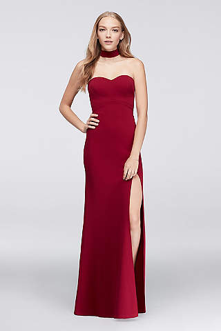Long Prom Dresses for 2017 in All Colors - David&-39-s Bridal