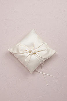 Tie The Knot Ring Bearer Pillow 5011