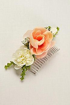 Flower Comb 509329