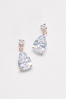 Pear Drop Earrings 52181BDA