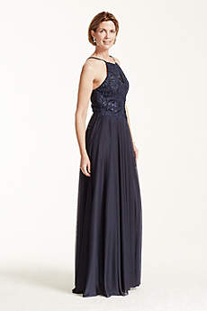 Long Sheath Tank Mother and Special Guest Dress - Cachet