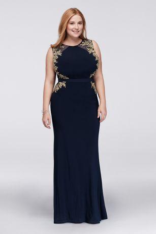 Plus size social dresses
