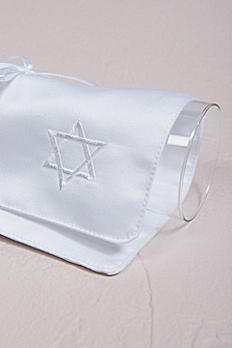 Jewish Glass Breaking Pouch 6015