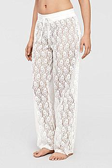 Lace Lounge Pants 6021KP