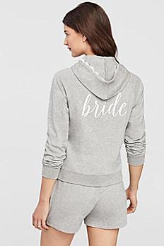 Bride Lace Hoodie 6043KP