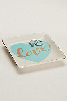 Love Ring Dish 64463
