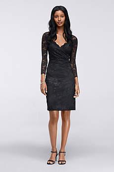 Little Black Dresses: Cocktail & Party Dresses | David's Bridal