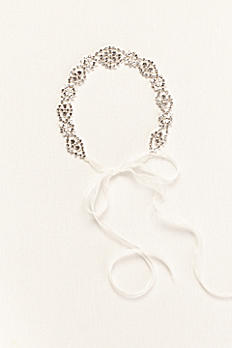 Faceted Cluster Headwrap 667