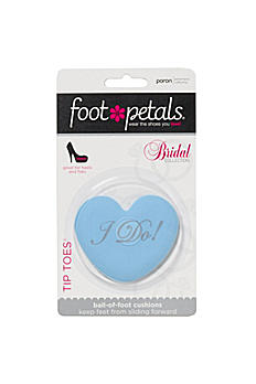 Foot Petals I Do Tip Toes 72052DBCOM00400