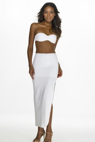 Dominique Full Length Control Slip | David's Bridal