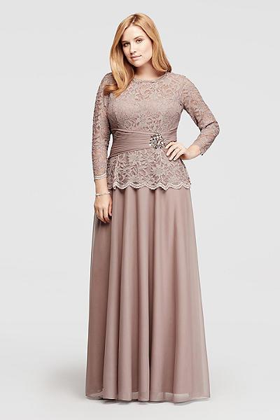 Cheap Plus Size Dresses | Davids Bridal