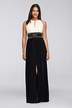 Long Sheath Halter Formal Dresses Dress - RM Richards