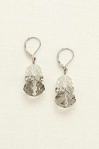 Crystal Drop Earrings 83649126