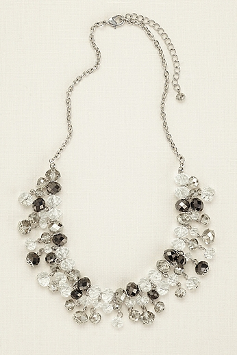 Crystal Bead Necklace 8377151826