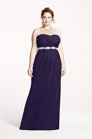 Plus-size formal dresses