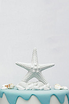 Starfish Cake Topper 8559