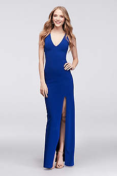 Long Sheath Spaghetti Strap Formal Dresses Dress - Choon