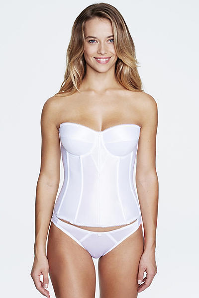 Bridal Bras and Corsets in Backless & Strapless Styles | David's ...