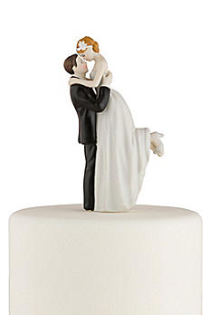 Personalized True Romance Couple Cake Topper 9013