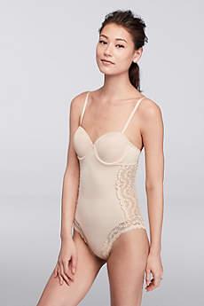 Lace Control Bodysuit