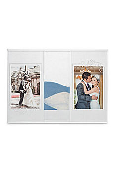 Personalized Sand Ceremony Shadow Box Photo Frame 9372