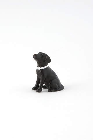 Dog Figurine Cake Topper