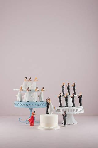 Wedding Cake Toppers | David\'s Bridal