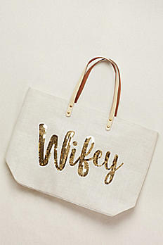 Wifey Tote Bag 9998928