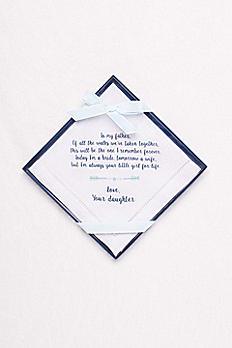 Father of the Bride Handkerchief 999DB2061