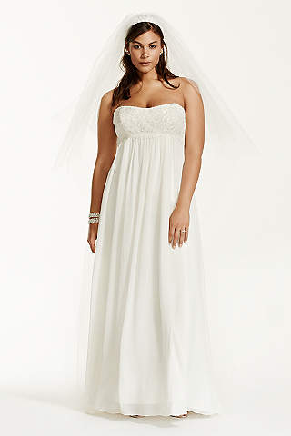 Casual &amp- Informal Wedding Dresses - David&-39-s Bridal