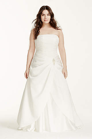 Cheap Wedding Dresses &amp- Gowns Under $100 - David&-39-s Bridal