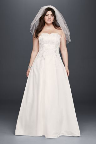 Shop Discount Wedding Dresses: Wedding Dress Sale   David ... - photo #1