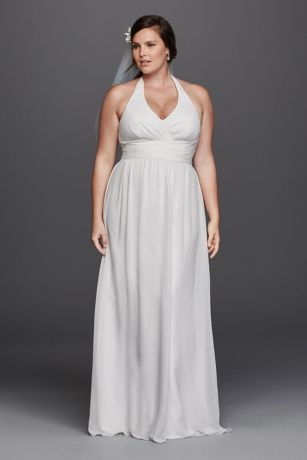 Halter Wedding Dresses Gowns Davids Bridal