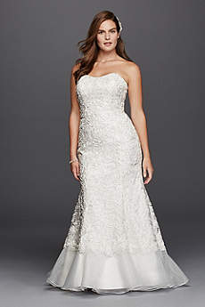 Long Wedding Dress - Galina Signature