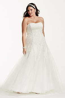Romantic Wedding Dress - David's Bridal Collection