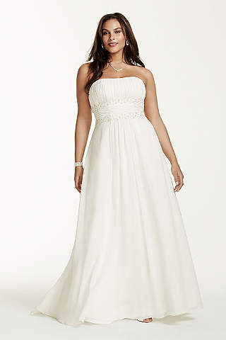 Plus Wedding Dresses