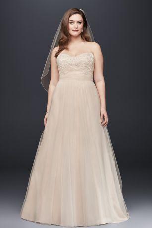 Soft Tulle Wedding Dresses