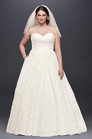 Bridal Gowns & Ball Gown Wedding Dresses   David's Bridal