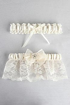 Delilah Garter Set A01180BG