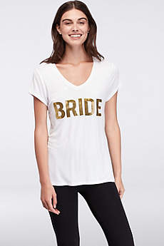 Bride V-Neck Tee