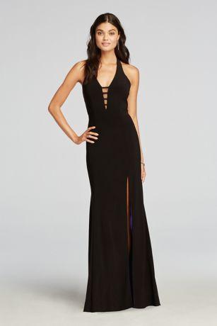 Vampy Prom Dress