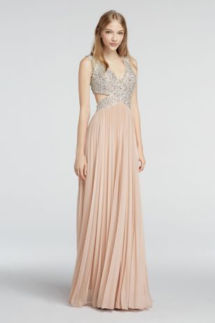 David's Bridal Prom Gowns