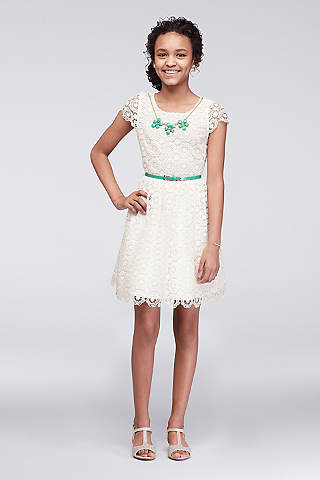 Girls Dresses for All Occasions | David's Bridal