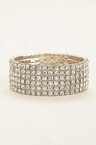 Bridal & Wedding Bracelets & Bangles | David\'s Bridal
