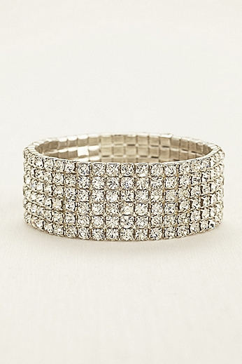 Bling Stretch Bracelet ACB1786