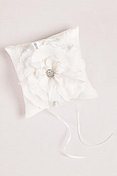 Layered Flower Ring Pillow ACC604