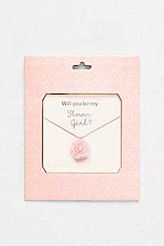 Flower Girl Necklace ACC608