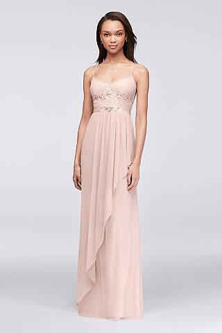 Lace Bridesmaid Dresses in Various Styles   David's Bridal
